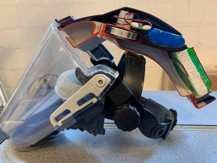 kite luchtmasker